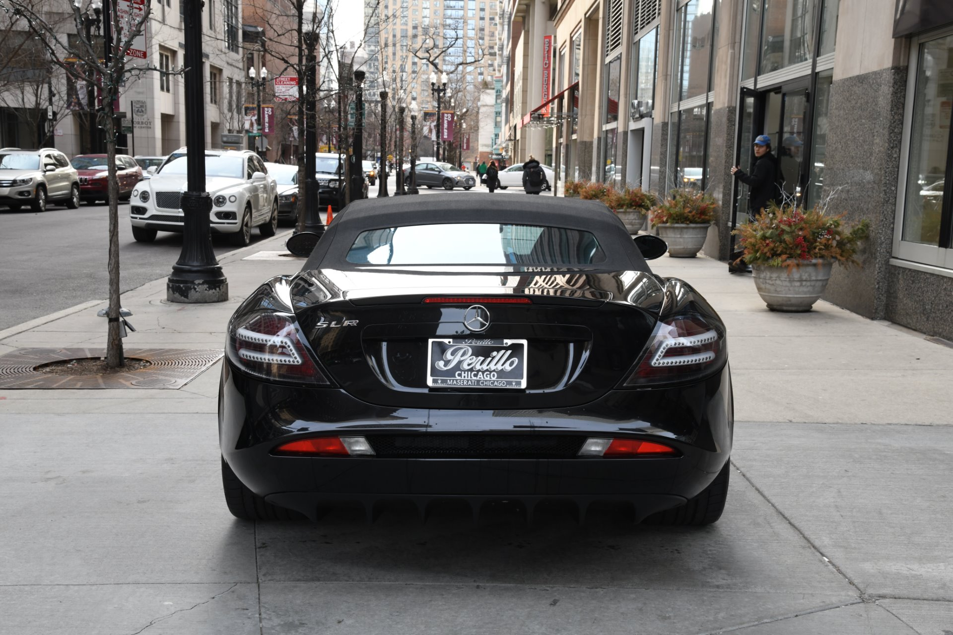 Used 2008 Mercedes-Benz SLR SLR McLaren | Chicago, IL