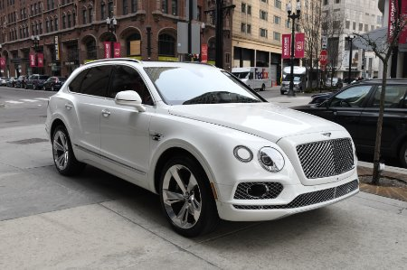 New 2018 Bentley Bentayga W12 Signature Edition | Chicago, IL