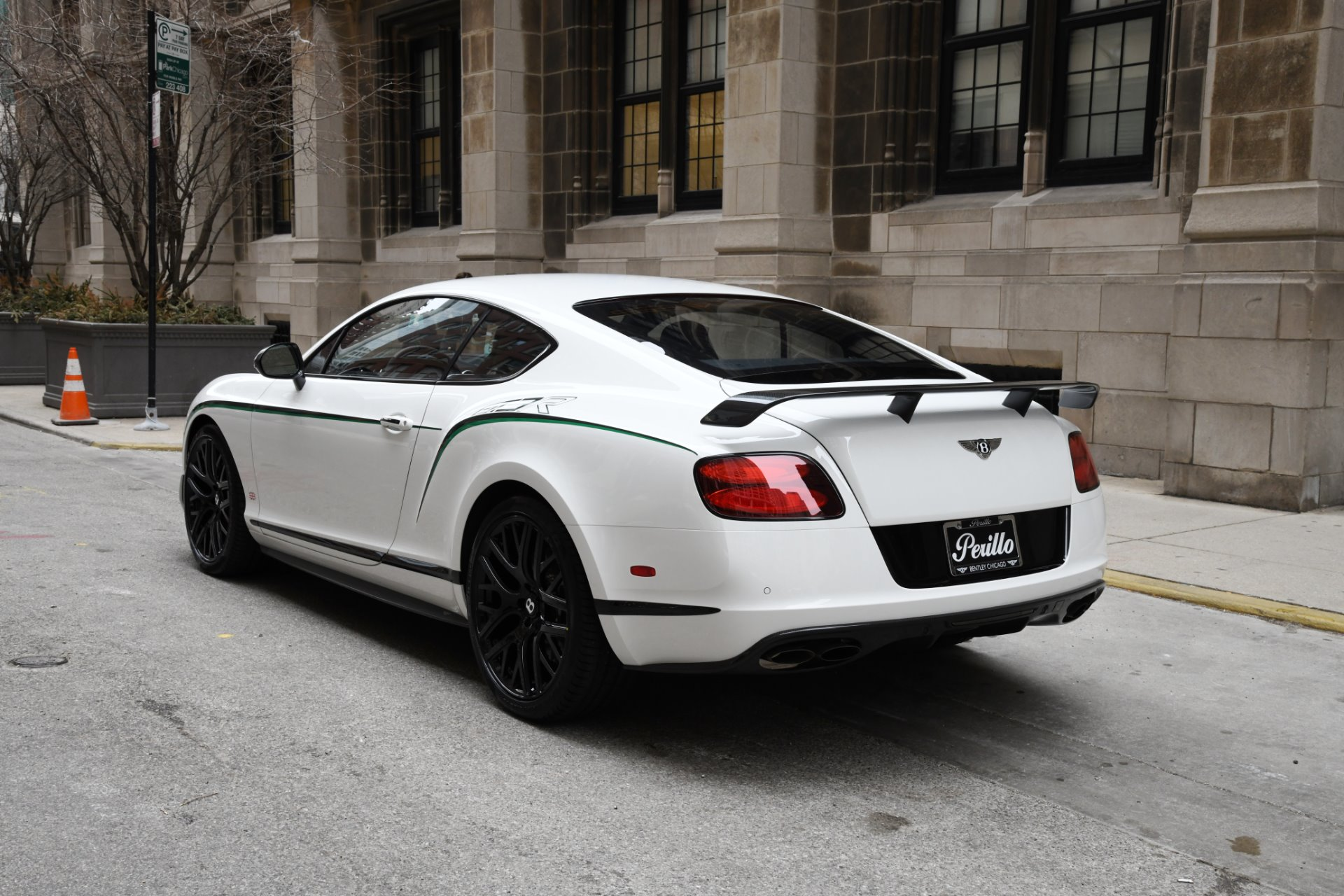 2015 Bentley Continental GT3-R Stock # L438B for sale near Chicago ...