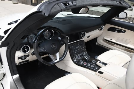 Used 2012 Mercedes-Benz SLS AMG ROADSTER  | Chicago, IL