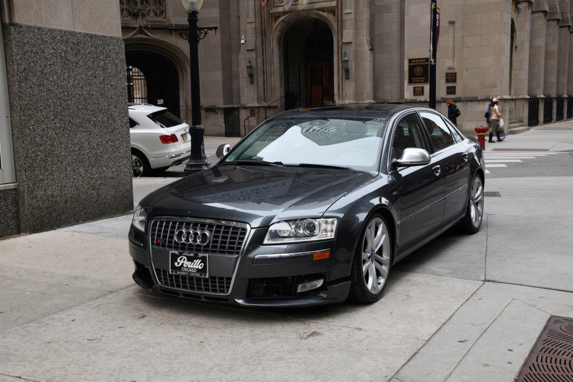 Kelebihan Kekurangan Audi S8 2008 Top Model Tahun Ini