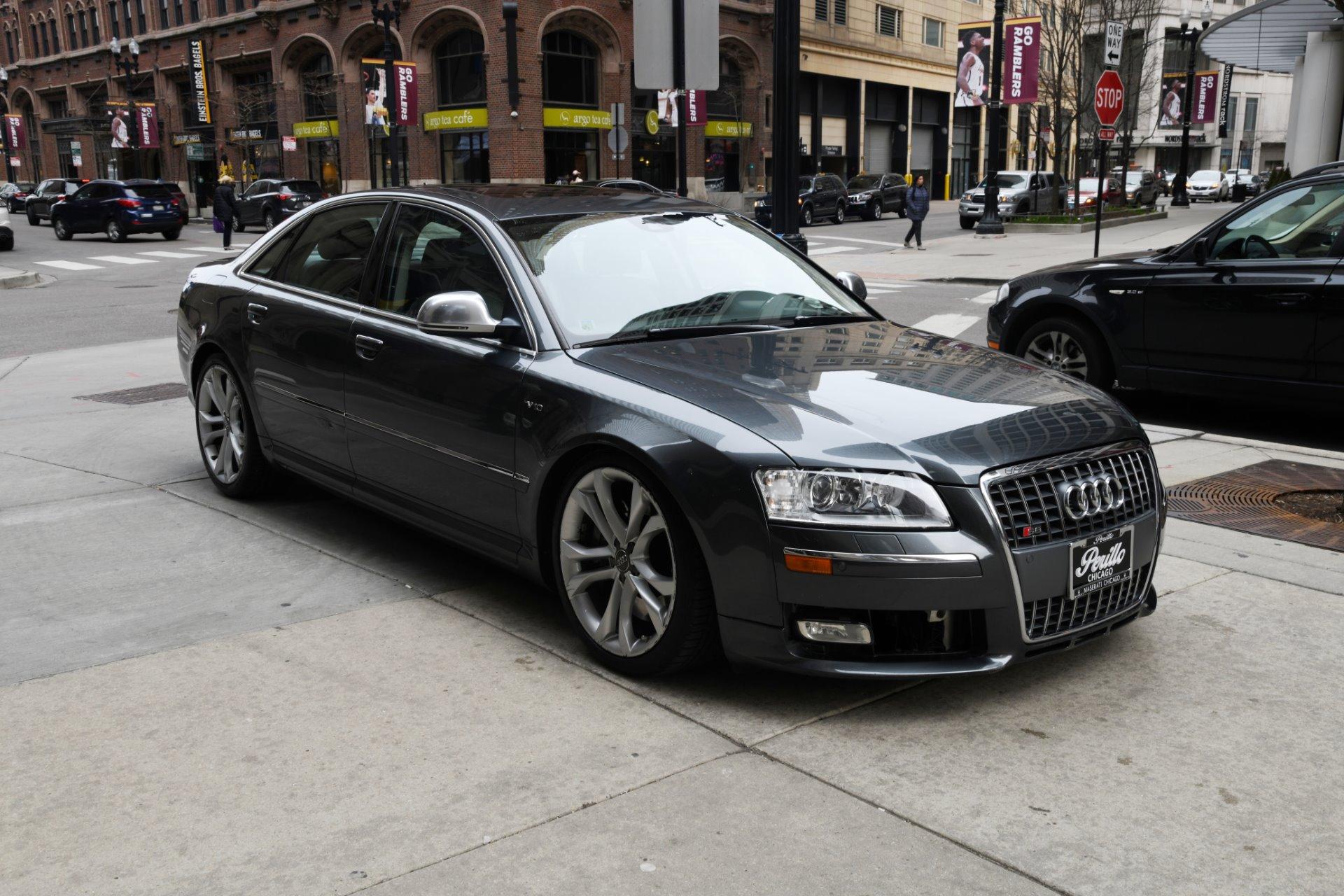 Kekurangan Audi S8 2008 Tangguh