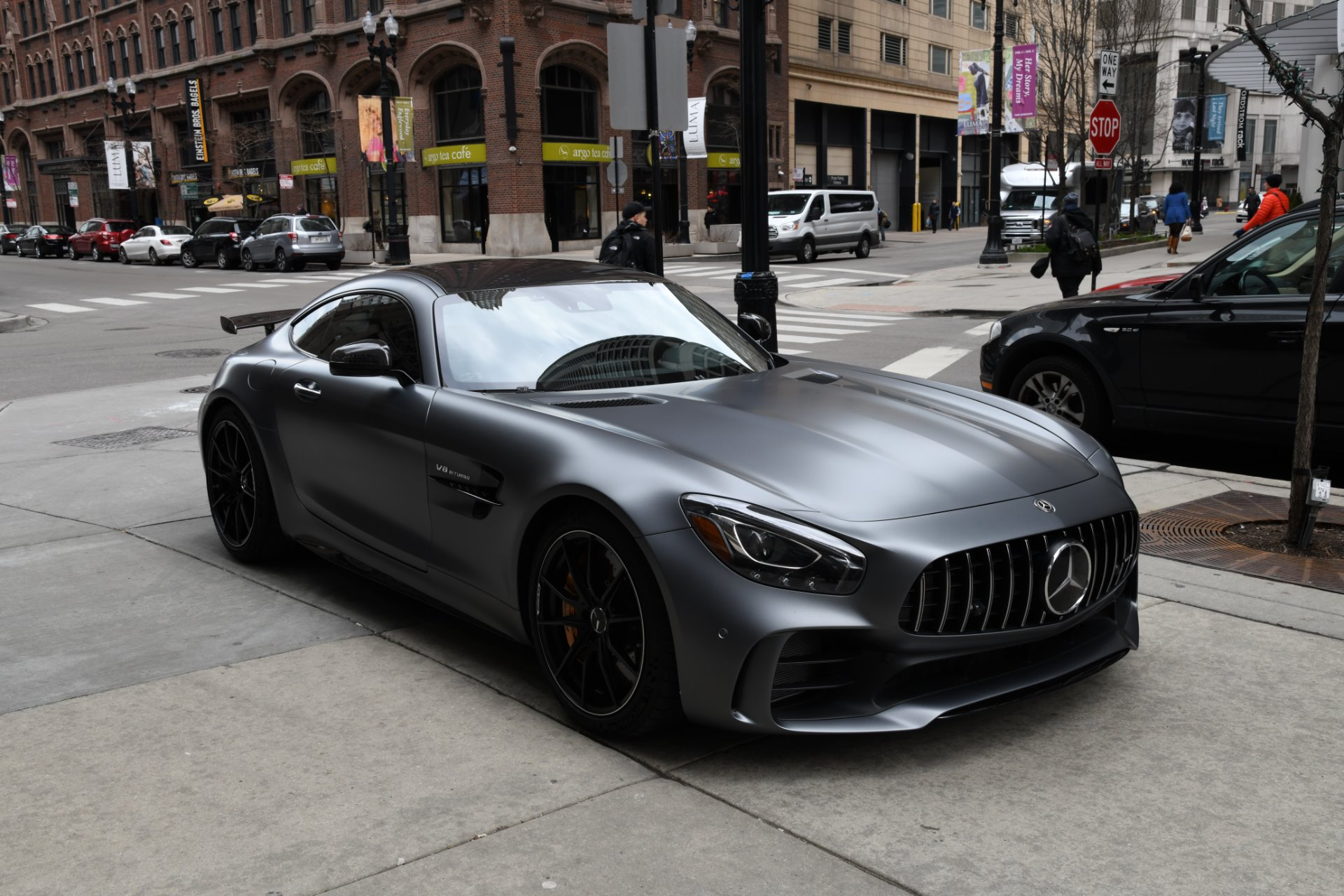 2018 Mercedes-Benz AMG GT R Stock # B1051A for sale near ...