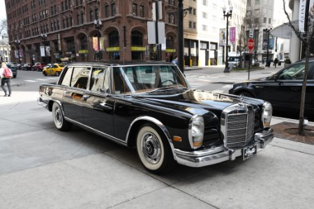 Used 1968 Mercedes-Benz 600  | Chicago, IL