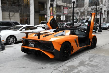 Used 2017 Lamborghini Aventador SV Roadster LP 750-4 SV | Chicago, IL