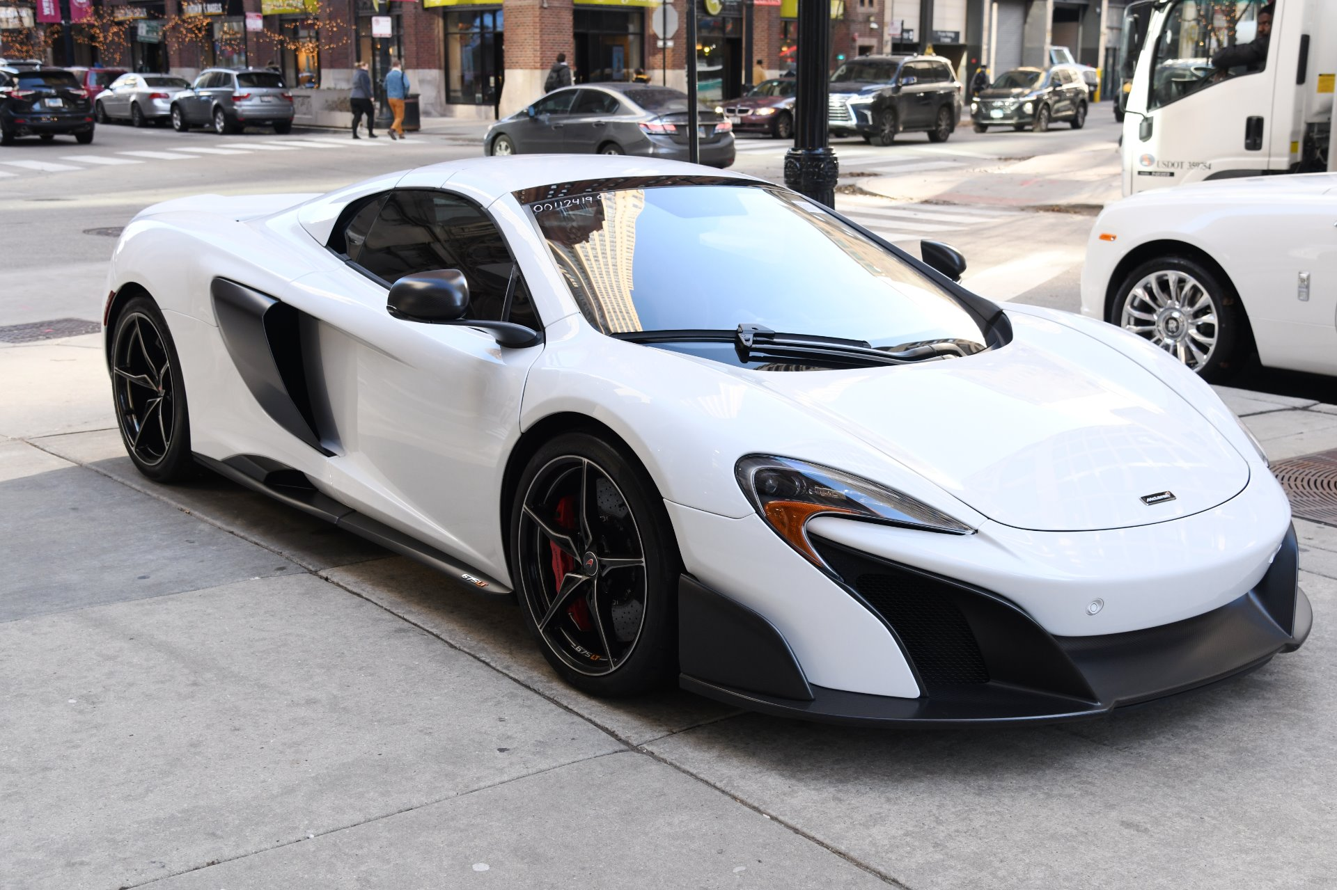 Used 2016 McLaren 675LT Spider  | Chicago, IL