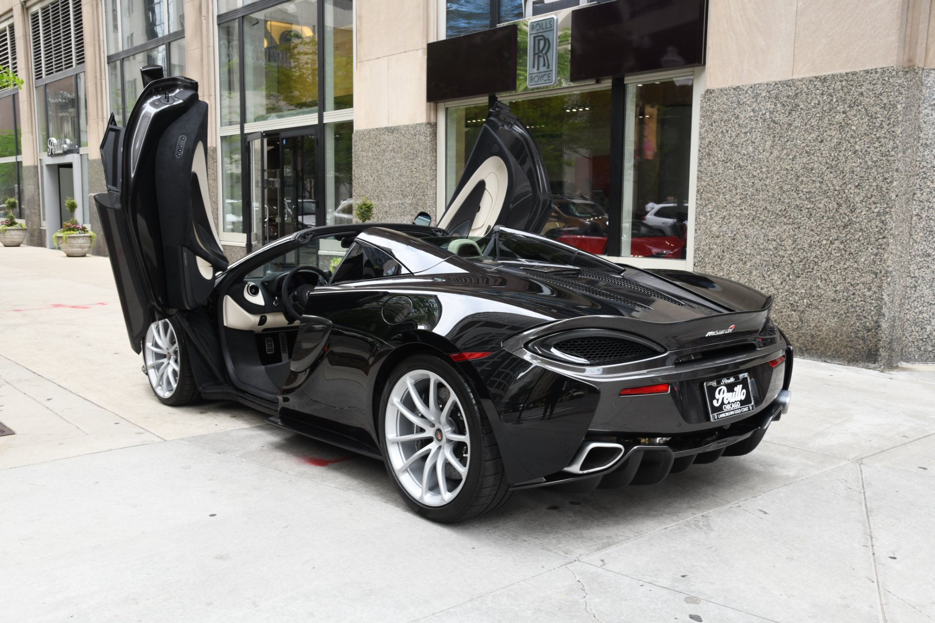 Used 2018 McLaren 570S Spider  | Chicago, IL