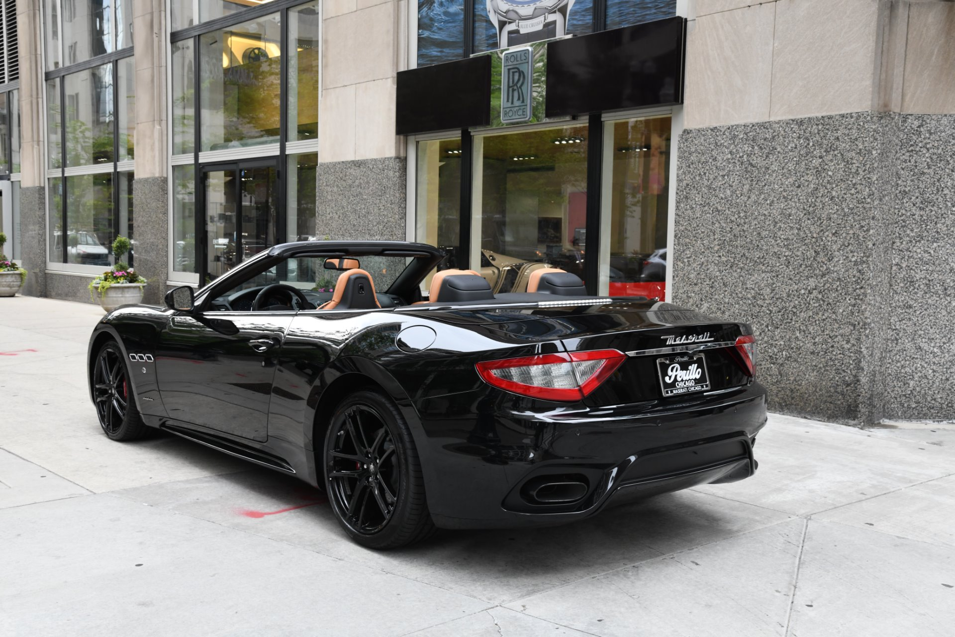 New 2018 Maserati GranTurismo Convertible Sport | Chicago, IL
