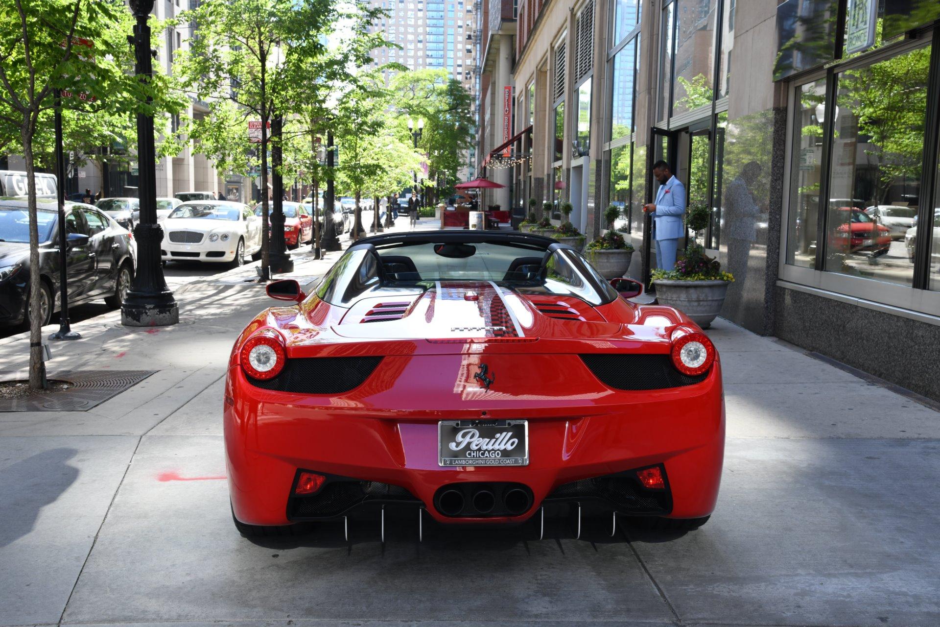Used 2014 Ferrari 458 Spider  | Chicago, IL