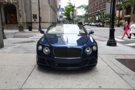 Used 2015 Bentley Continental GTC Speed GT Speed | Chicago, IL