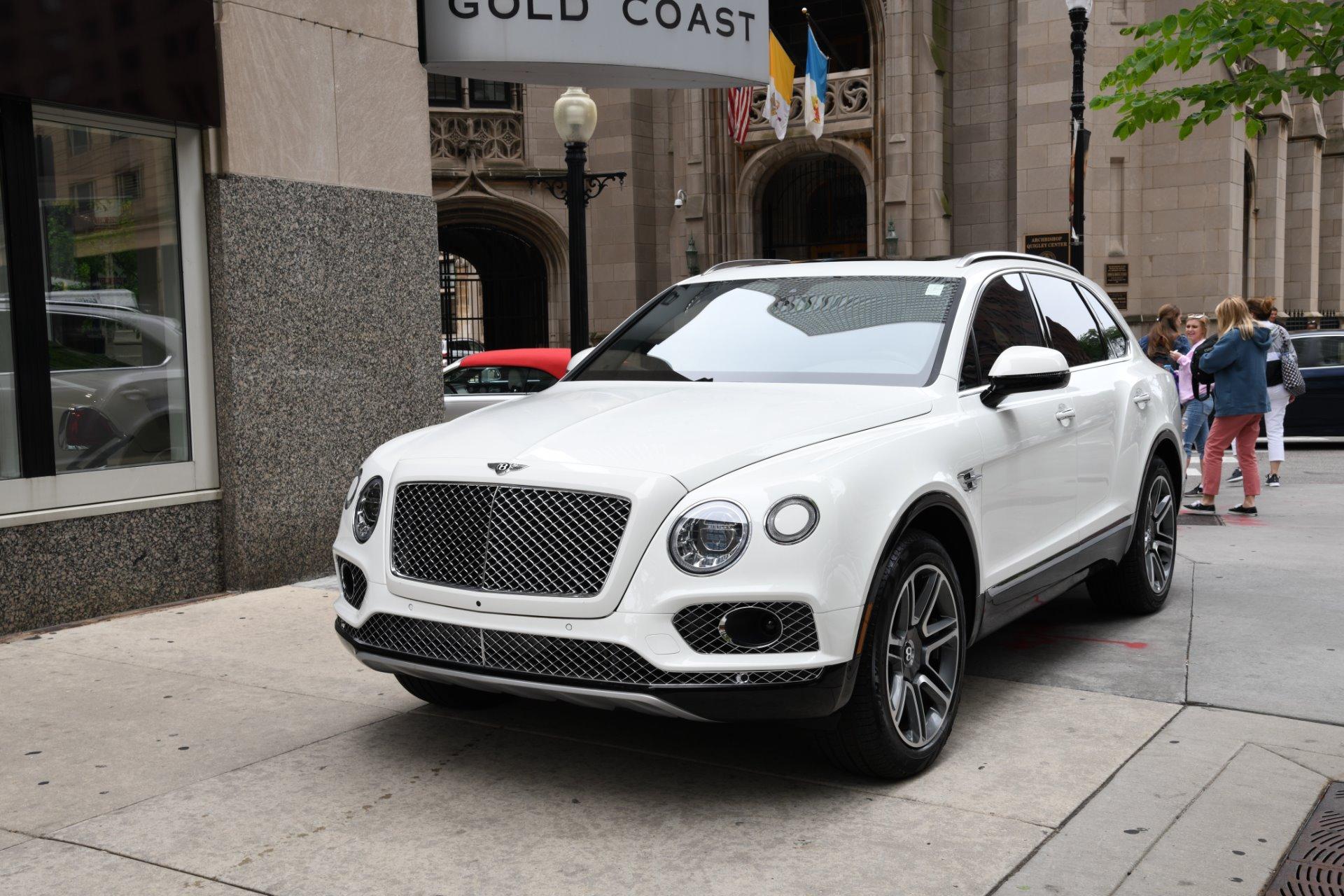 New 2018 Bentley Bentayga Activity Edition | Chicago, IL