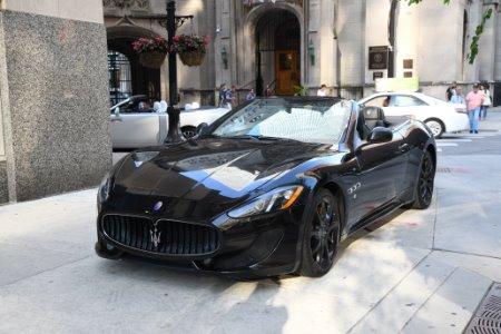 Used 2014 Maserati GranTurismo Convertible Sport | Chicago, IL