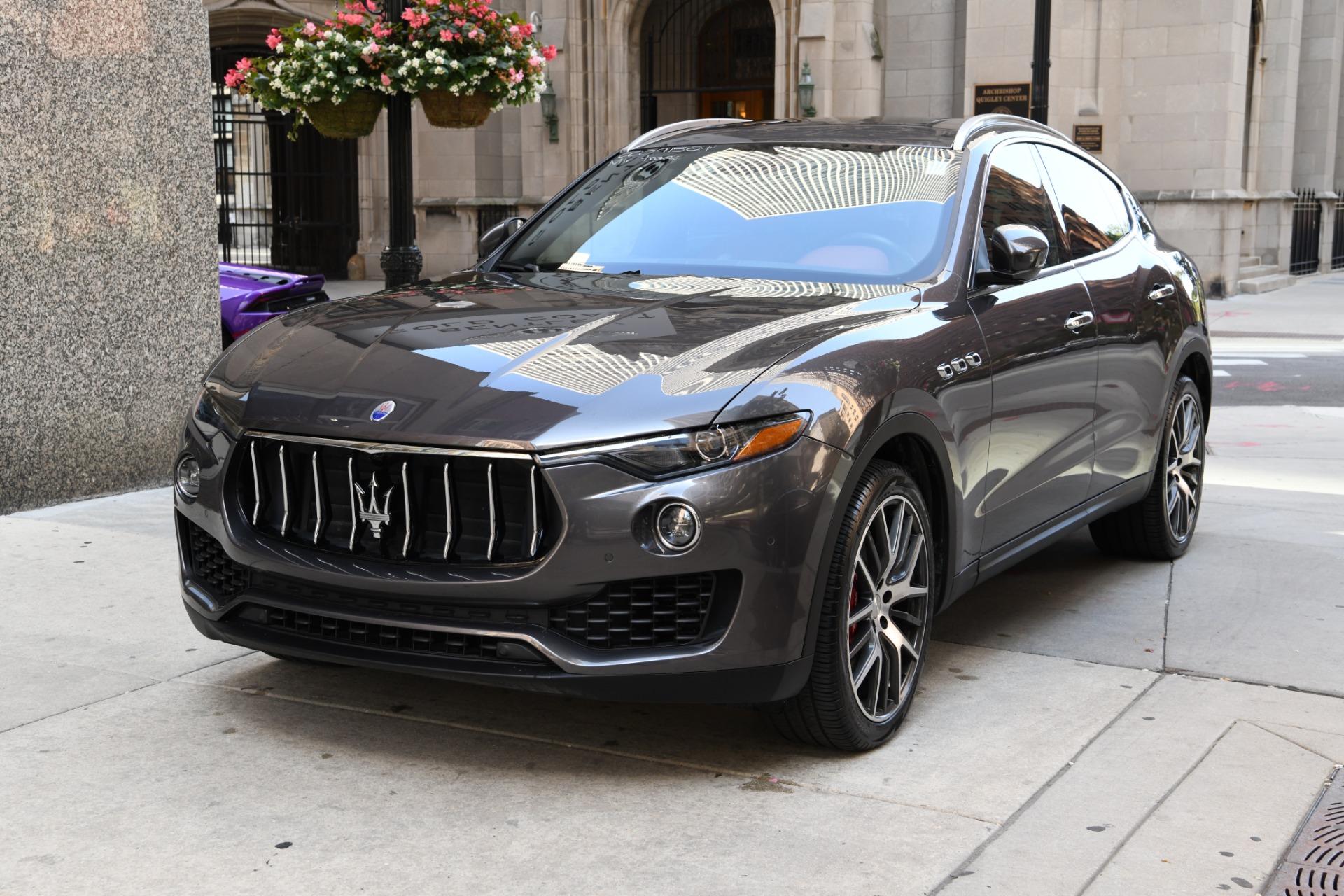 New 2018 Maserati Levante S S | Chicago, IL