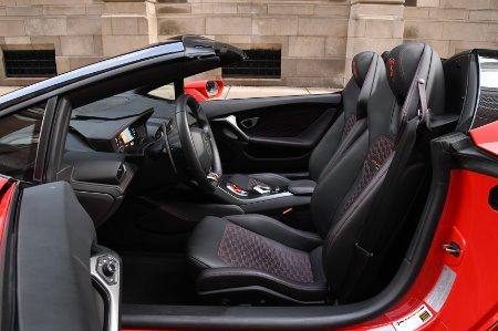 Used 2018 Lamborghini Huracan Spyder LP 580-2 Spyder | Chicago, IL