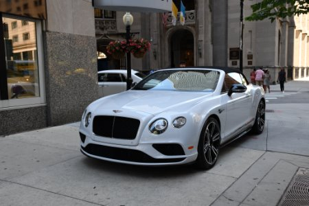 New 2017 Bentley Continental GTC V8 S  | Chicago, IL
