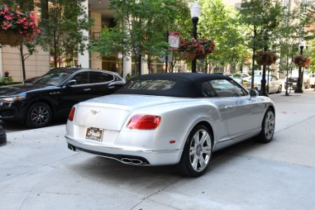 Used 2017 Bentley Continental GTC Convertible GT V8 | Chicago, IL