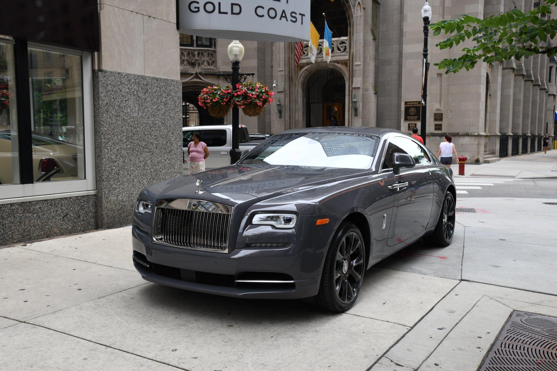 2018 rolls-royce wraith luminary stock # r549 for sale near chicago