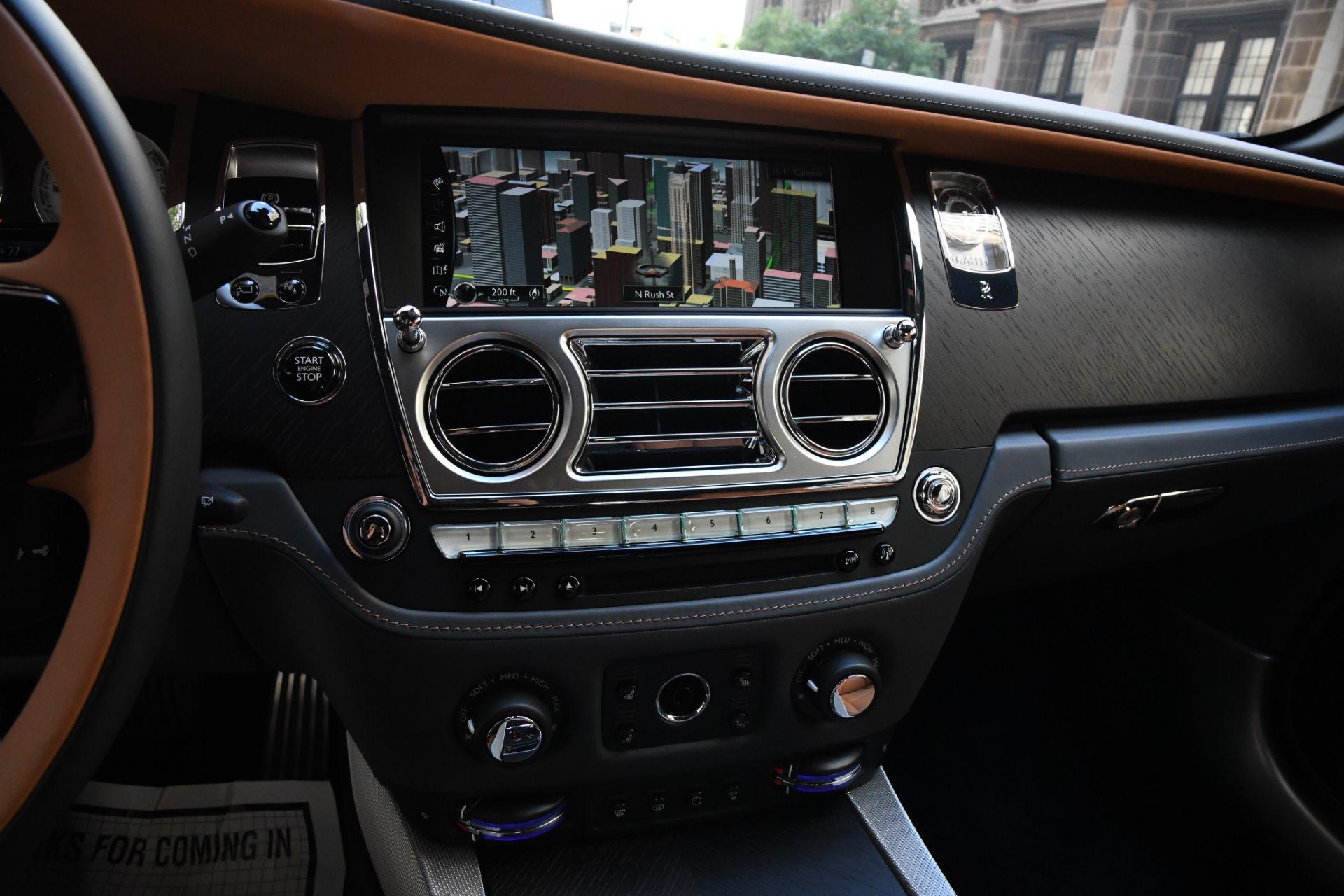New 2018 Rolls-Royce Wraith Luminary | Chicago, IL