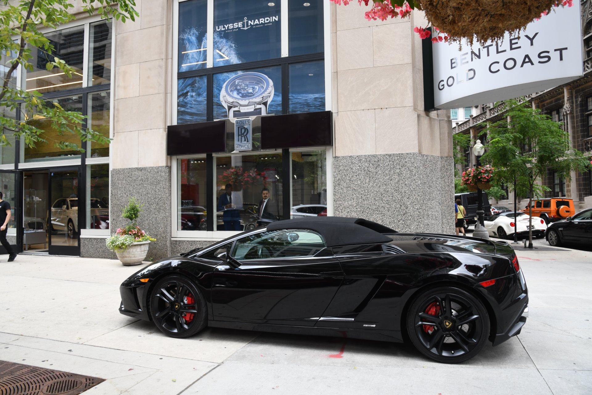 Used 2013 Lamborghini Gallardo Spyder LP 560-4 Spyder | Chicago, IL