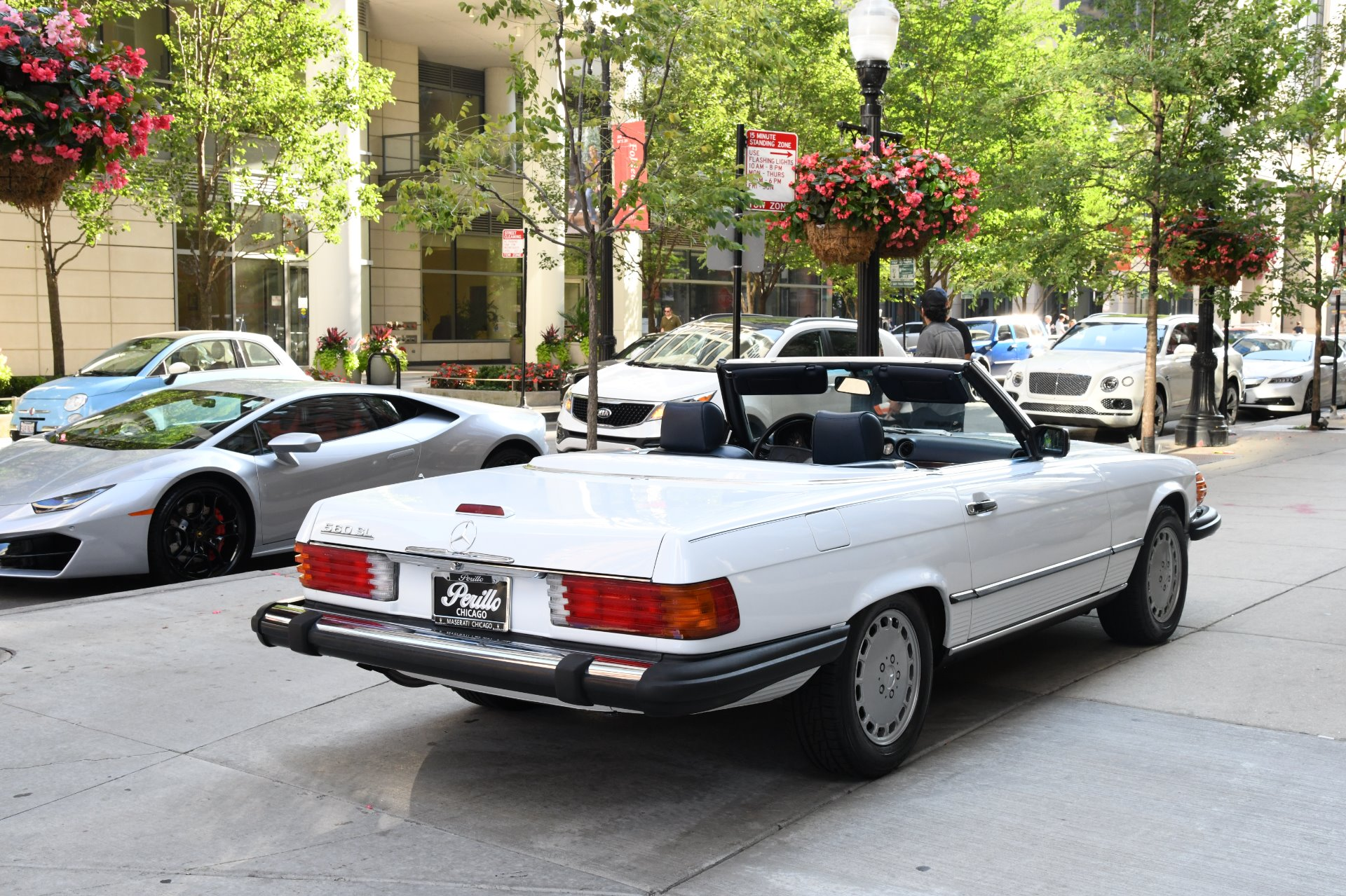 Used 1988 Mercedes-Benz 560SL Roadster | Chicago, IL