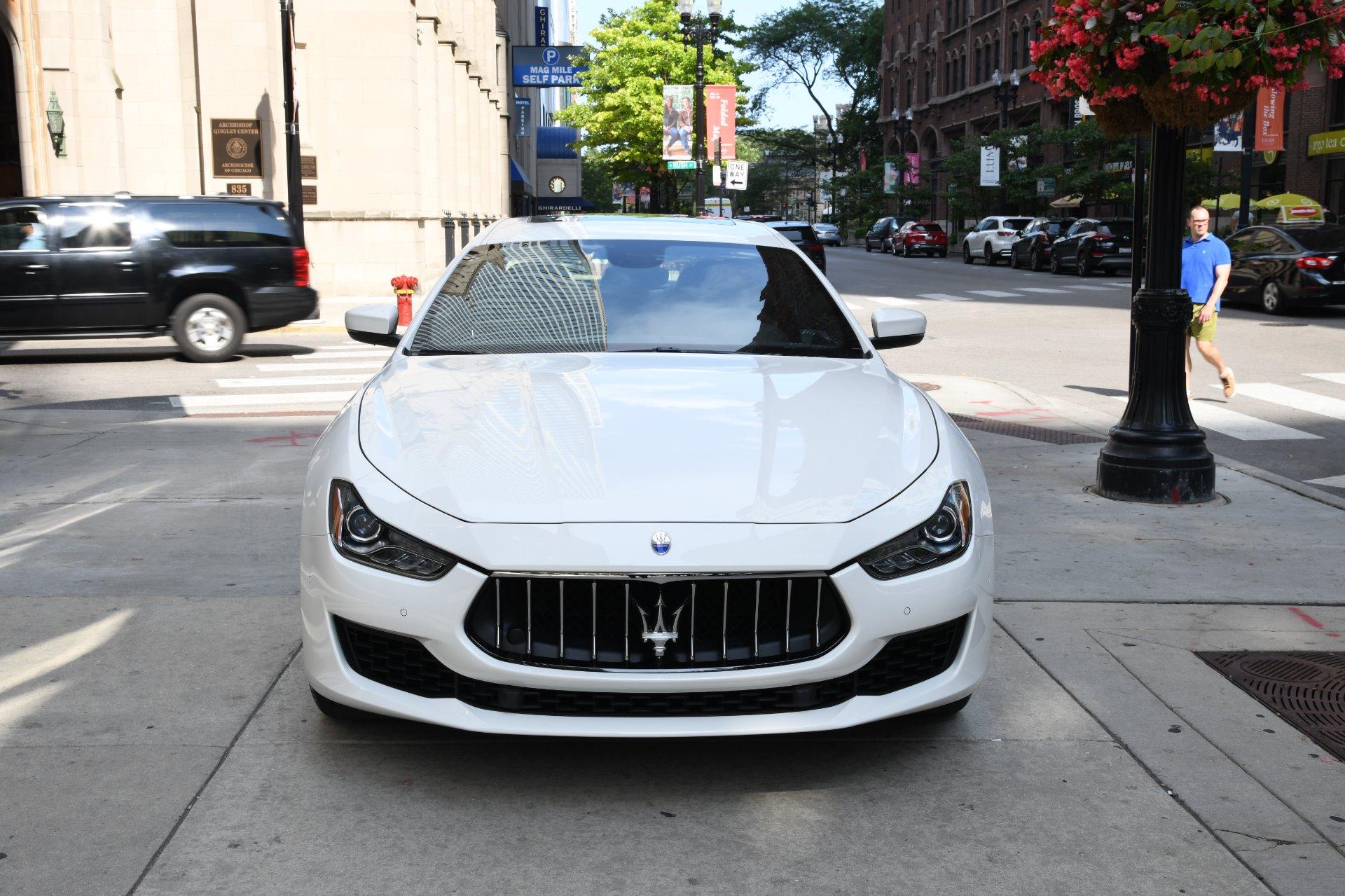 New 2018 Maserati Ghibli SQ4 SQ4 | Chicago, IL