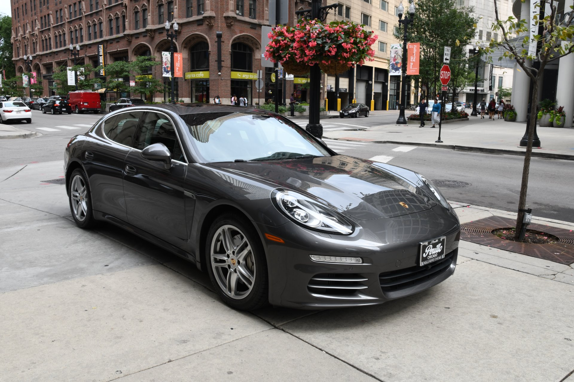 Used 2014 Porsche Panamera 4S | Chicago, IL
