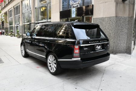 Used 2017 Land Rover Range Rover Supercharged LWB | Chicago, IL