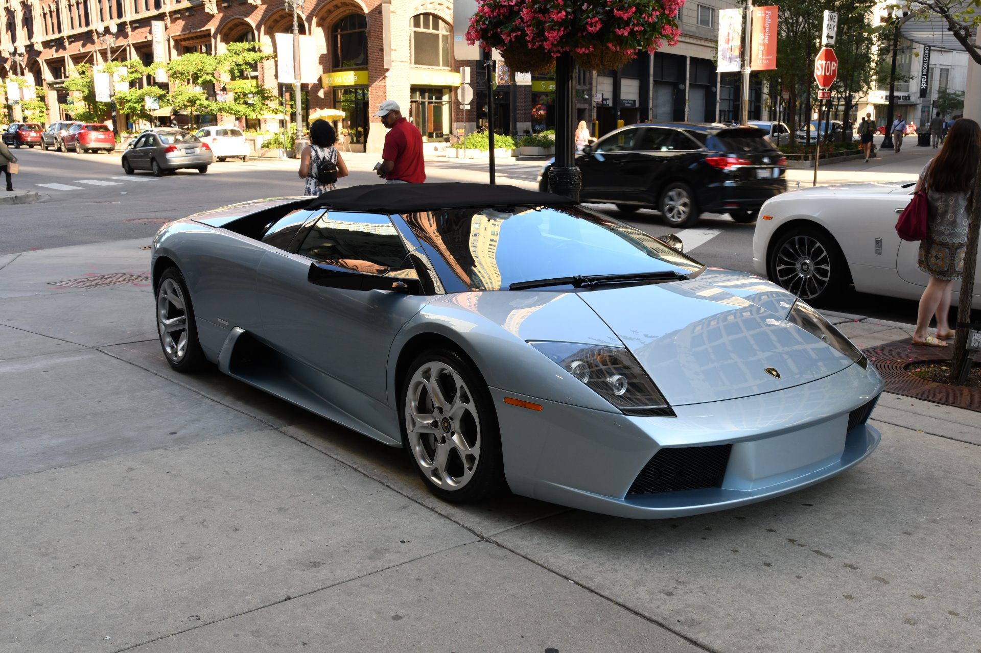 Used 2006 Lamborghini Murcielago Roadster  | Chicago, IL