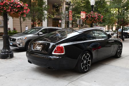 Used 2018 Rolls-Royce Wraith Black Badge | Chicago, IL