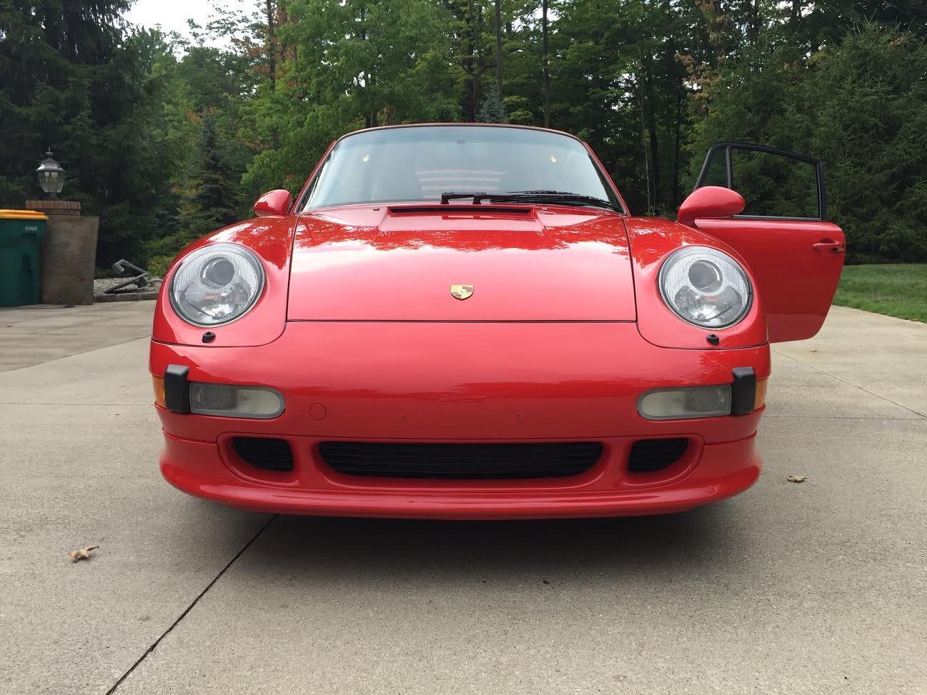 Used 1997 Porsche 911 Carrera 4S | Chicago, IL
