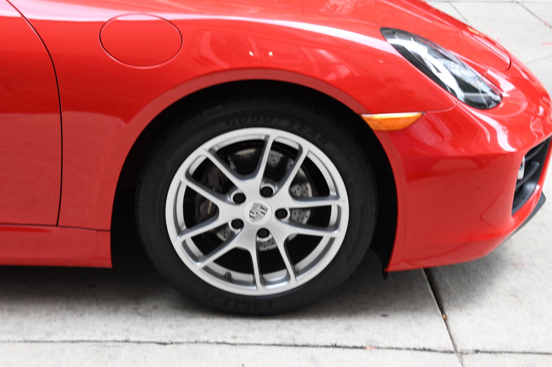 Used 2016 Porsche Cayman  | Chicago, IL