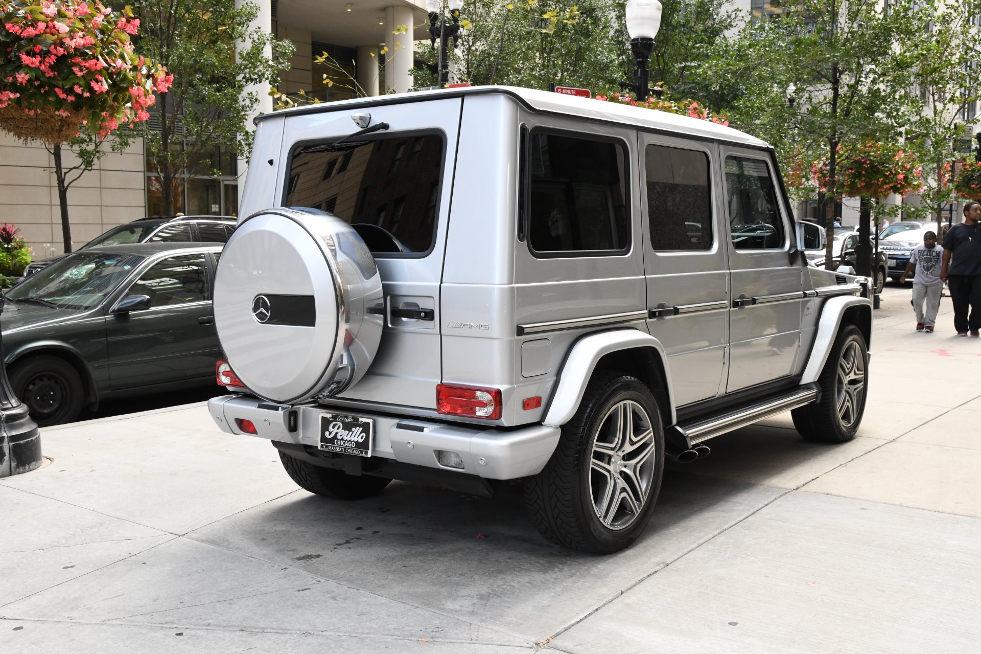 Used 2015 Mercedes-Benz G-Class G 63 AMG | Chicago, IL