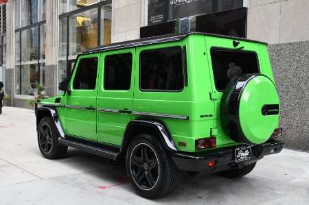 Used 2017 Mercedes-Benz G-Class AMG G 63 | Chicago, IL