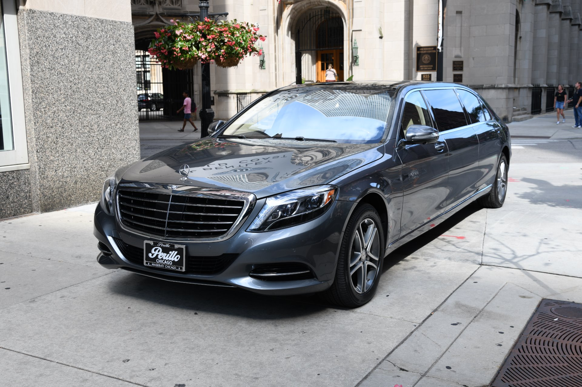 Used 2016 Mercedes-Benz LIMOUSINE S 550 4MATIC | Chicago, IL