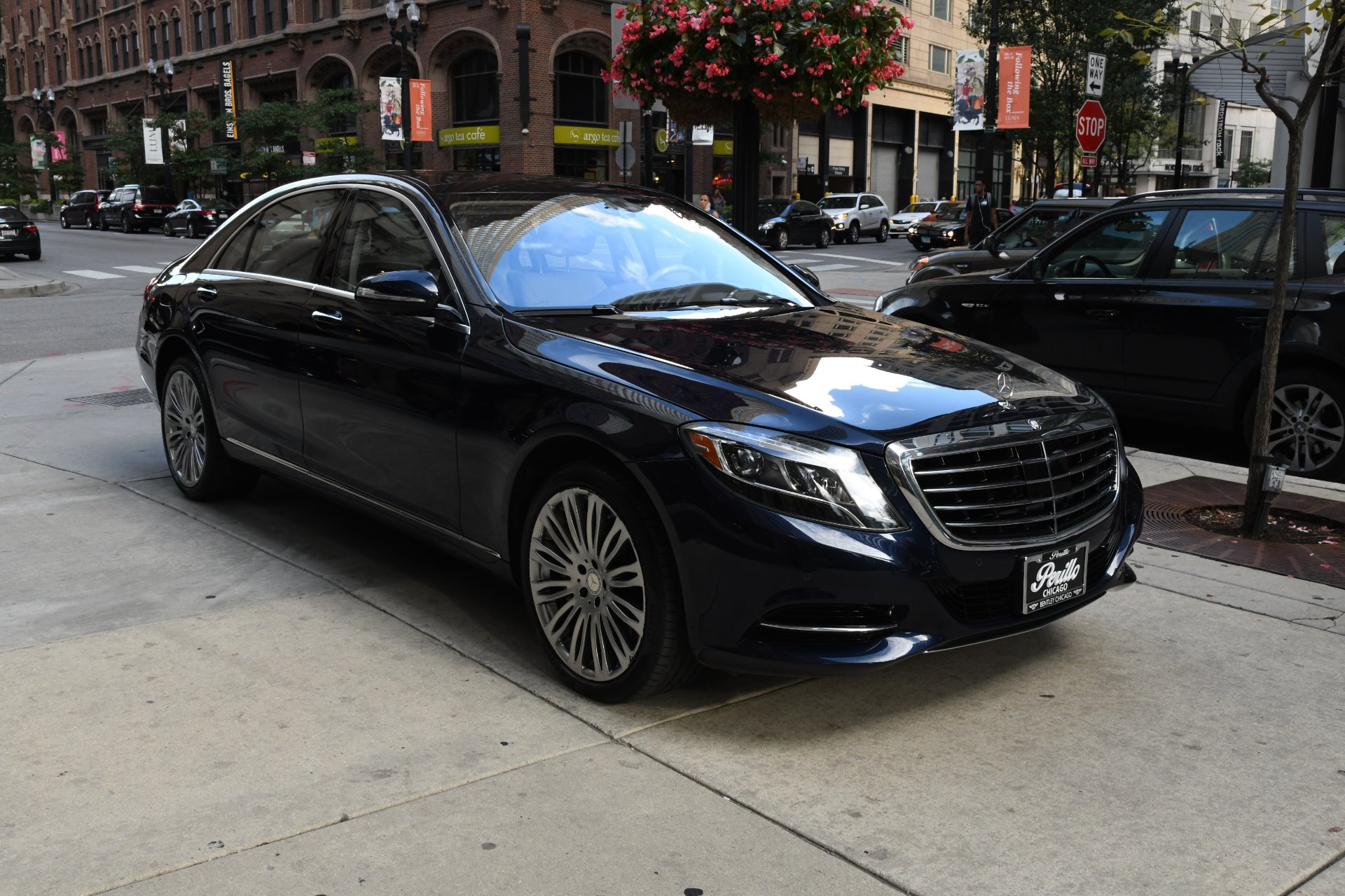 Used 2016 Mercedes-Benz S-Class S 550 4MATIC | Chicago, IL
