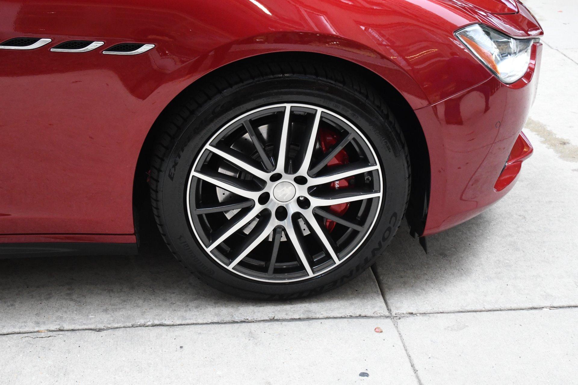 Used 2016 Maserati Ghibli SQ4 S Q4 | Chicago, IL