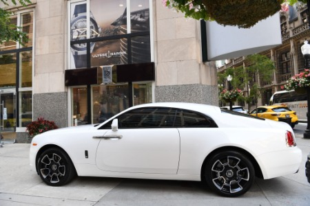 New 2019 Rolls-Royce Wraith Black Badge | Chicago, IL