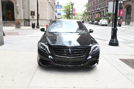 Used 2016 Mercedes-Benz S-Class Mercedes-Maybach S 600 | Chicago, IL
