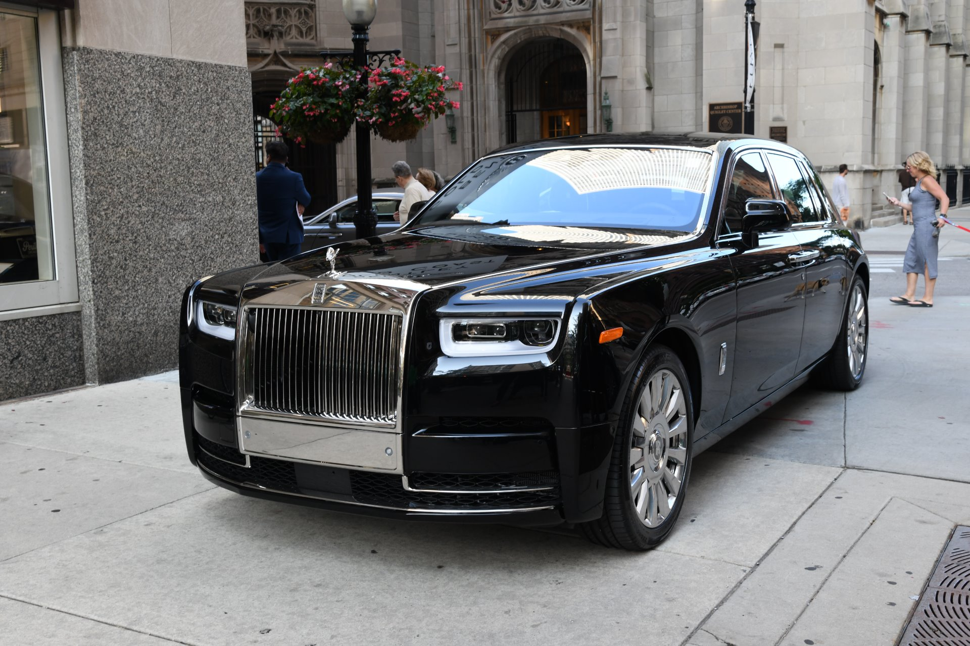 2019 Rolls-Royce Phantom Stock # R566 for sale near ...