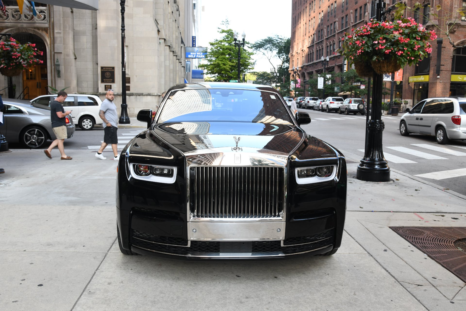 2019 Rolls-Royce Phantom Stock # R566 for sale near ...