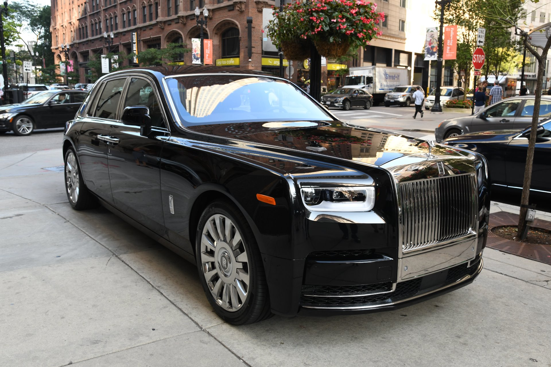2019 Rolls Royce Phantom Stock R566 For Sale Near