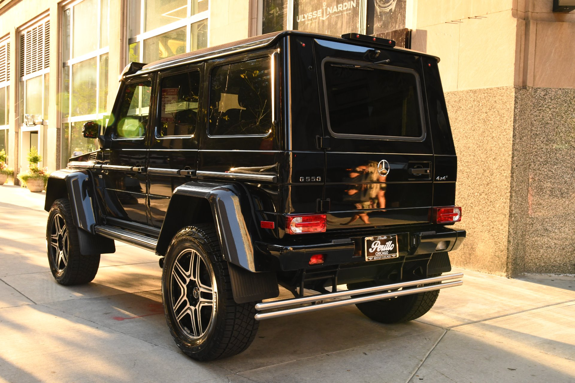 Used 2018 Mercedes-Benz G-Class G 550 4x4 Squared   Chicago, IL