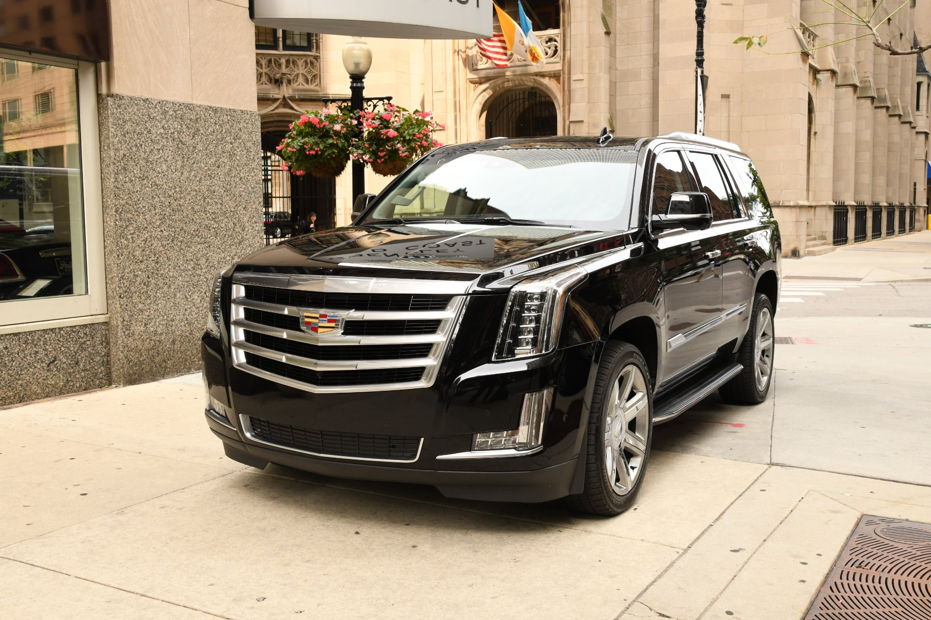 2018 Cadillac Escalade Luxury Stock # M638A for sale near ...