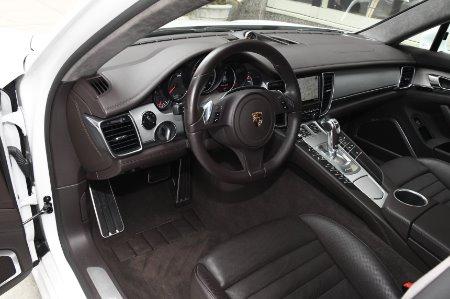 Used 2014 Porsche Panamera Turbo Awd $176,510 Original Msrp | Chicago, IL