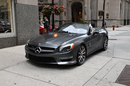 Used 2013 Mercedes-Benz SL-Class SL63 AMG | Chicago, IL