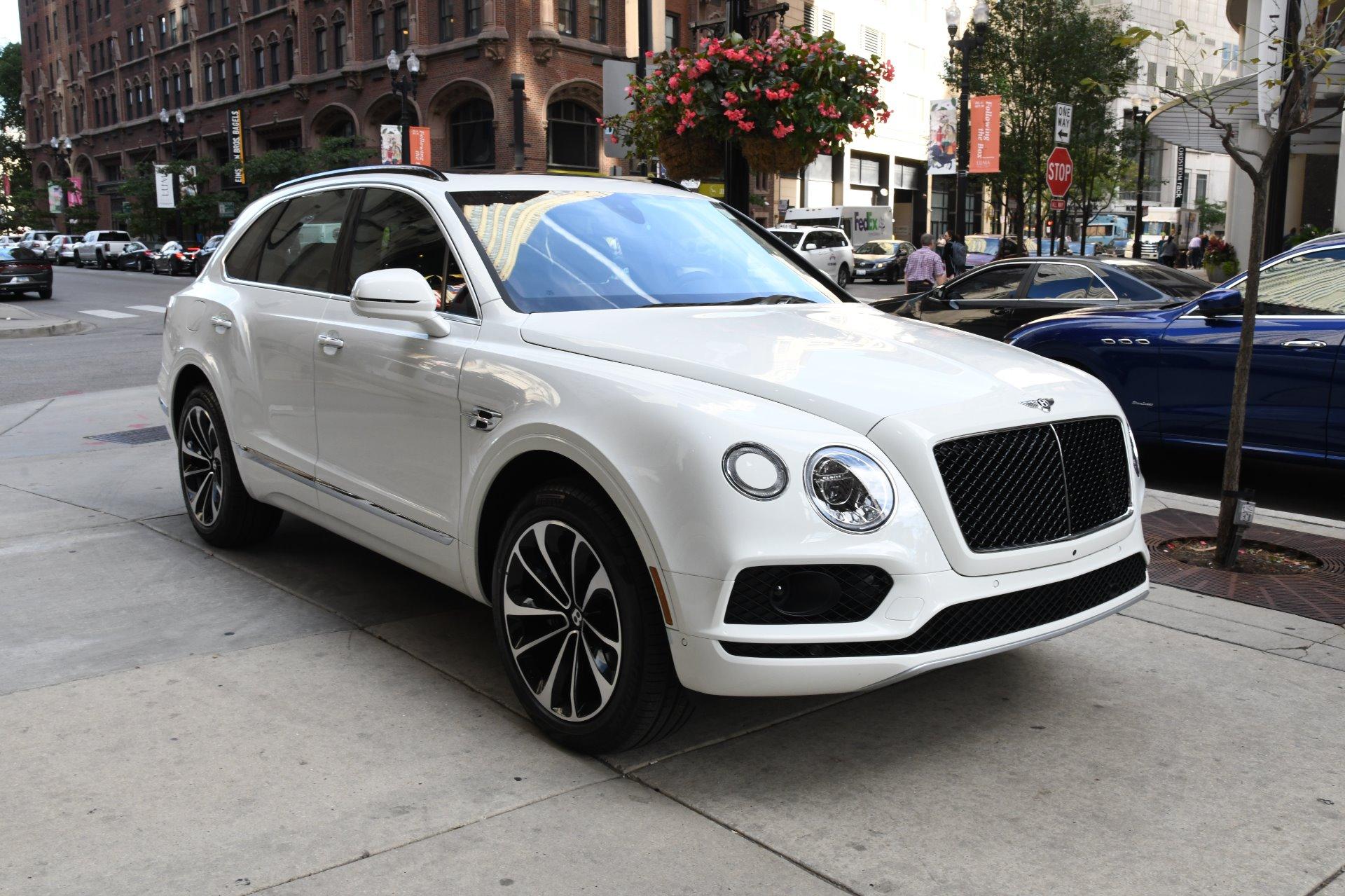 2019 Bentley Bentayga V8 Stock Gc Chris 006 For Sale Near Chicago Il Il Bentley Dealer
