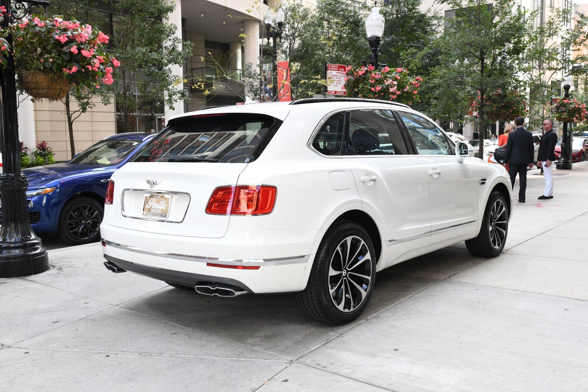 2019 Bentley Bentayga V8 Stock Gc Chris 006 For Sale Near Chicago