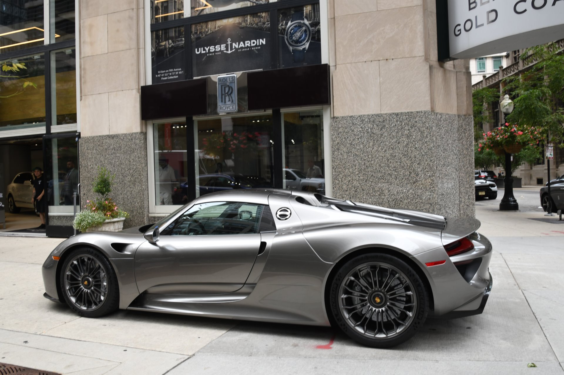 Used 2015 Porsche 918 Spyder  | Chicago, IL