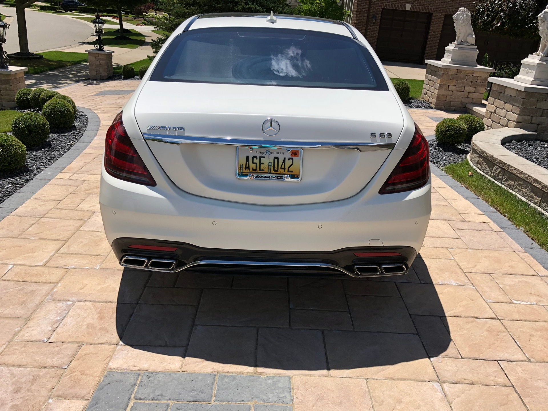 Used 2018 Mercedes-Benz S-Class AMG S 63 | Chicago, IL