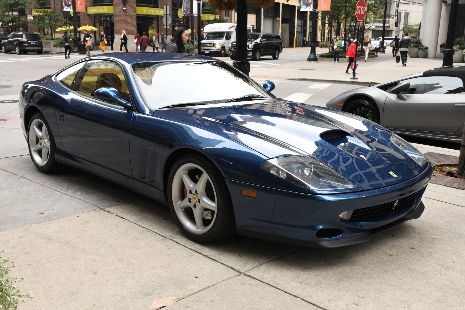 Used 1998 Ferrari 550 Maranello  | Chicago, IL